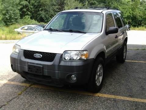 2005 Ford Escape for sale in Kingston, NH