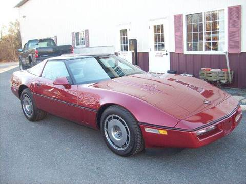 1987 Chevrolet Corvette for sale in Seekonk MA