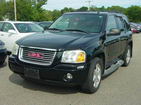 Gmc envoy for sale new hampshire for Lewis motor sales brentwood nh