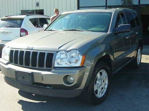 2007 Jeep Grand Cherokee for sale in Seabrook, NH