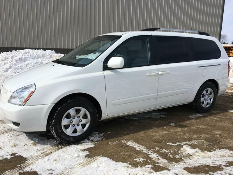 2009 Kia Sedona LX 4dr Mini-Van LWB - Janesville MN