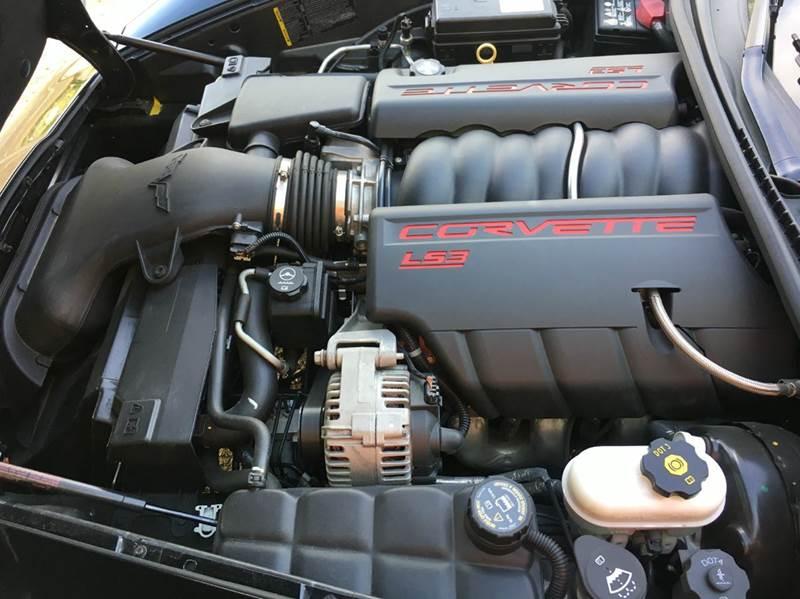 2010 Chevrolet Corvette Base 2dr Coupe w/ 1LT - Janesville MN