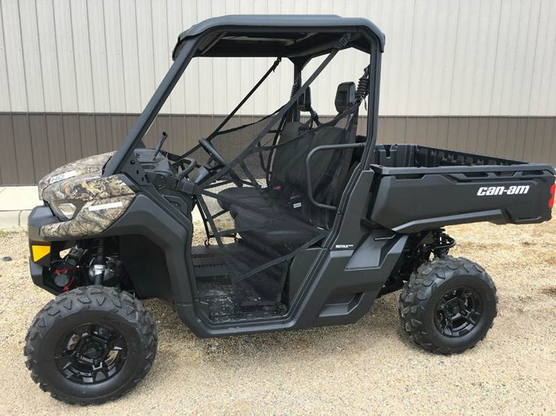 2016 Can-Am Defender HD10 Break-Up Camo - Janesville MN