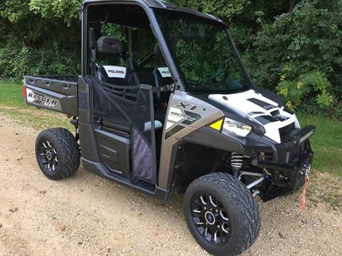 2016 Polaris Ranger XP 900 for sale in Janesville, MN