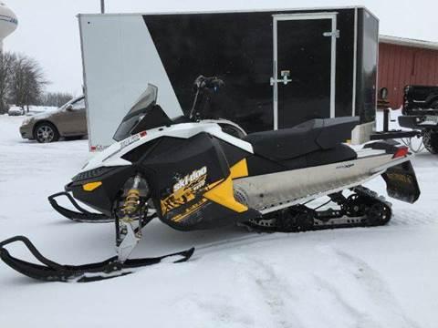 2011 Ski-Doo MXZ
