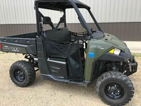 2015 Polaris Ranger 4x4