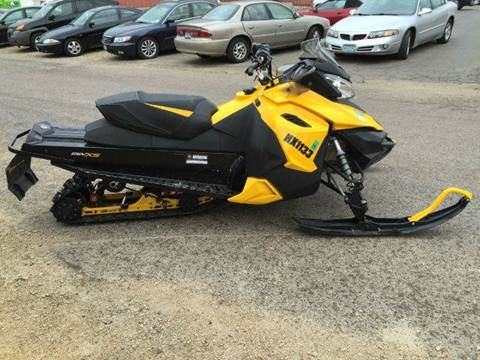 2013 Ski-Doo MXZ 800 TNT
