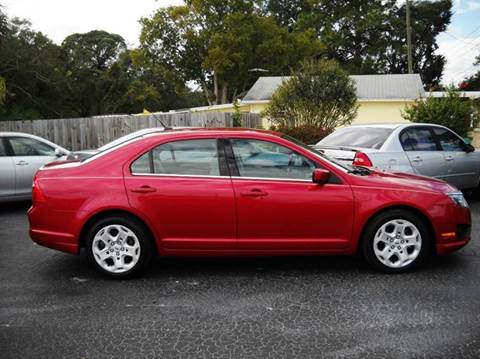 2011 Ford Fusion for sale in Tavares, FL