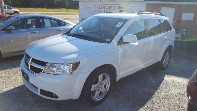 2010 DODGE JOURNEY SXT AWD 4DR SUV unspecified 2-stage unlocking doors 4wd type - on demand abs