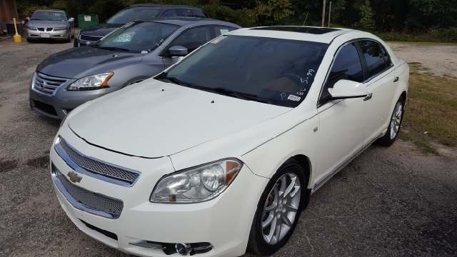 2008 CHEVROLET MALIBU LTZ 4DR SEDAN unspecified abs - 4-wheel adjustable pedals - power airbag