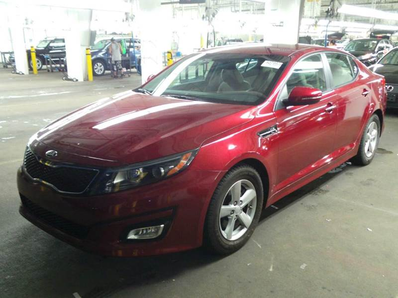 2015 Kia Optima LX 4dr Sedan - Lugoff SC