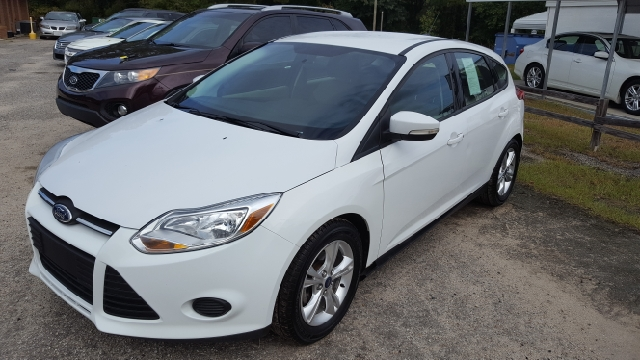 2013 FORD FOCUS SE 4DR HATCHBACK unspecified 2-stage unlocking doors abs - 4-wheel air filtrati