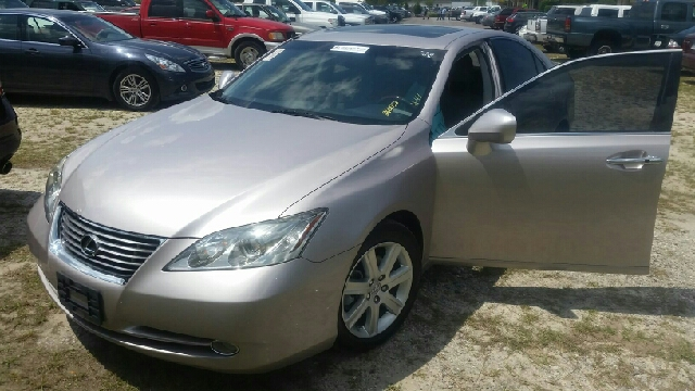 2007 LEXUS ES 350 BASE 4DR SEDAN champagne 2-stage unlocking doors abs - 4-wheel air filtration
