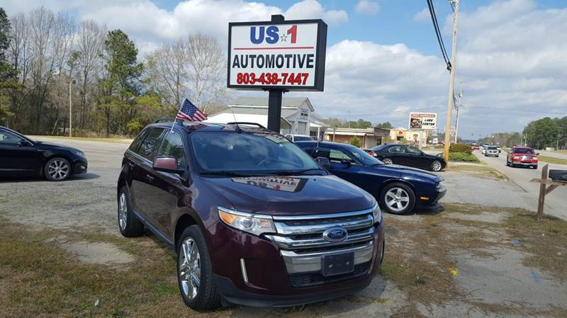 2011 Ford Edge Limited 4dr SUV - Lugoff SC