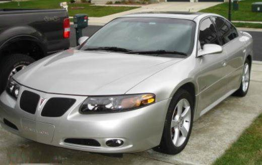 2005 PONTIAC BONNEVILLE GXP 4DR SEDAN silver abs - 4-wheel air suspension - rear anti-theft sys