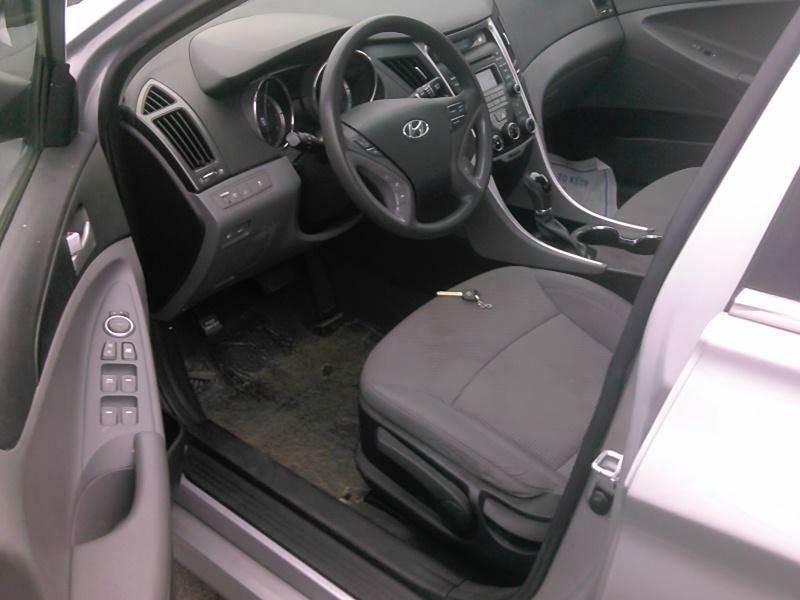 2014 Hyundai Sonata GLS 4dr Sedan - Lugoff SC