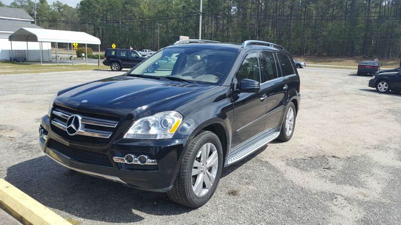 2011 MERCEDES-BENZ GL-CLASS GL 450 4MATIC AWD 4DR SUV black 2-stage unlocking doors 4wd type - fu