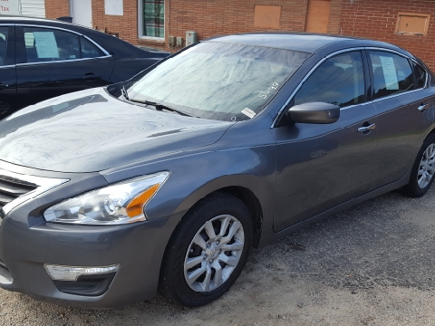 2014 Nissan Altima for sale in Lugoff, SC