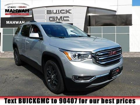2018 GMC Acadia for sale in Mahwah, NJ