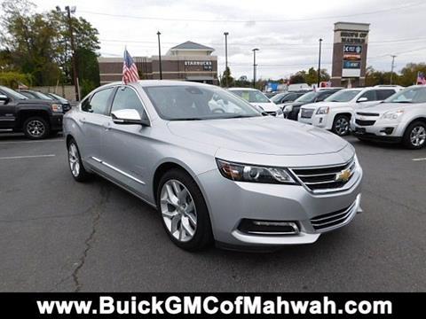 2017 Chevrolet Impala for sale in Mahwah, NJ