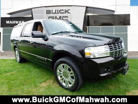 2013 Lincoln Navigator L for sale in Mahwah NJ