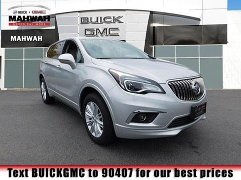 2017 Buick Envision for sale in Mahwah NJ