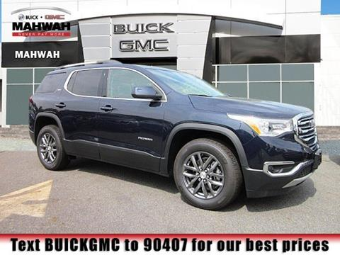 2017 GMC Acadia for sale in Mahwah, NJ