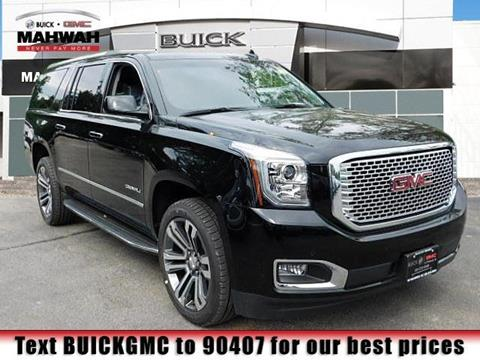 2017 GMC Yukon XL for sale in Mahwah NJ