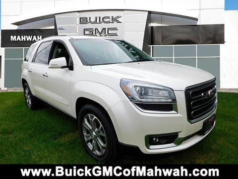 2014 GMC Acadia for sale in Mahwah, NJ