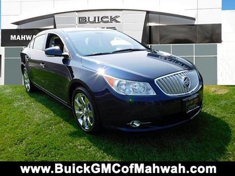 2011 Buick LaCrosse for sale in Mahwah, NJ
