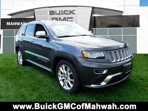 2015 Jeep Grand Cherokee for sale in Mahwah, NJ