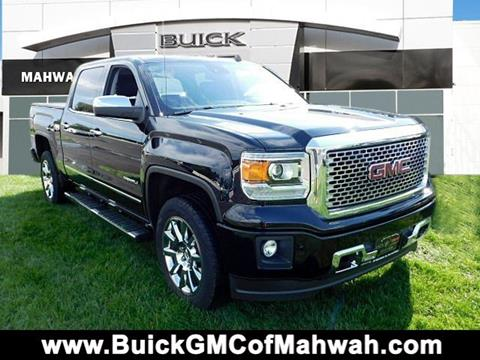 2014 GMC Sierra 1500 for sale in Mahwah NJ