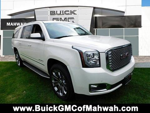 2015 GMC Yukon XL for sale in Mahwah, NJ