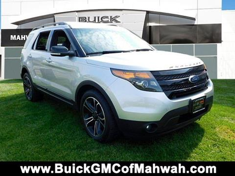 2015 Ford Explorer for sale in Mahwah NJ
