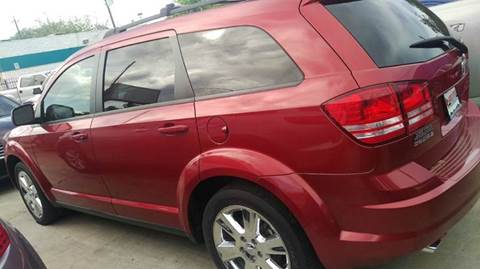 2010 Dodge Journey for sale in Houston TX