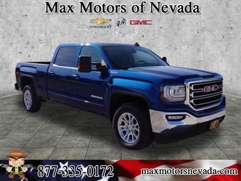 2017 GMC Sierra 1500 for sale in Nevada, MO