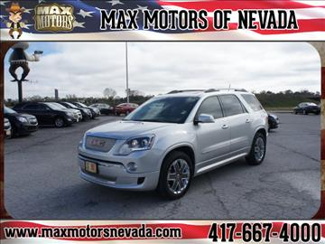 Best used suvs for sale cartersville ga for Kipo motors used cars