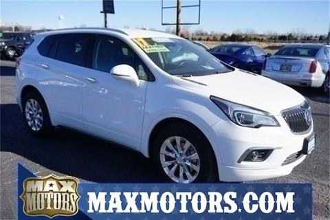 2017 Buick Envision for sale in Nevada, MO