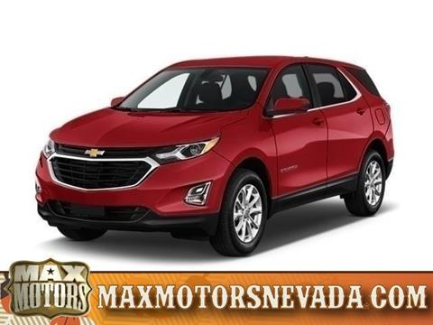 2018 Chevrolet Equinox for sale in Nevada, MO