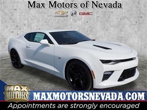 2018 Chevrolet Camaro for sale in Nevada, MO