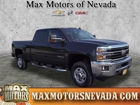 2018 Chevrolet Silverado 2500HD for sale in Nevada, MO