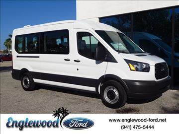 2016 Ford Transit Wagon for sale in Englewood FL