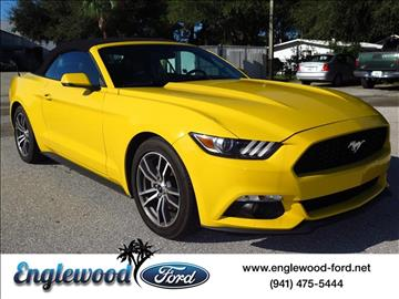 2015 Ford Mustang for sale in Englewood, FL