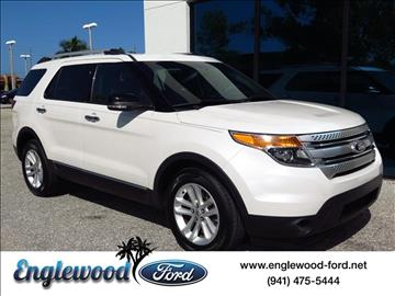 2014 Ford Explorer for sale in Englewood, FL