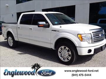 2012 Ford F-150 for sale in Englewood, FL