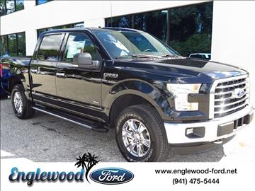 2016 Ford F-150 for sale in Englewood, FL