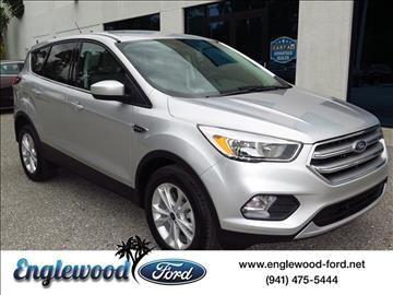 2017 Ford Escape for sale in Englewood FL