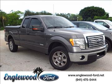 2011 Ford F-150 for sale in Englewood, FL