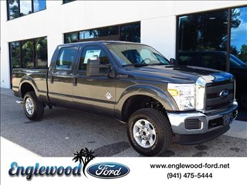2016 Ford F-250 Super Duty for sale in Englewood, FL