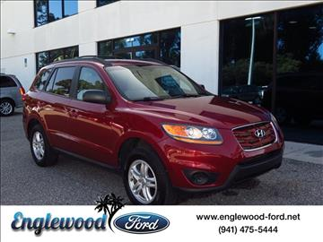 2011 Hyundai Santa Fe for sale in Englewood, FL
